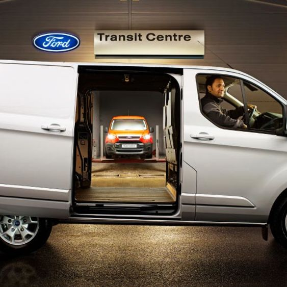 Ford Transit Centre UK