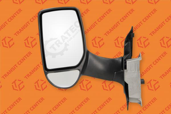 Retroviseur gauche bras long automatic Ford Transit 2000-2013 Trateo