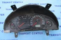 Compteur Ford Transit Connect 2002, version anglaise