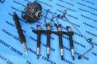Systeme d'injection Ford Transit 2006, 2.2 TDCI