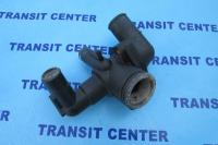 Boitier de thermostat Ford Transit 2006, 2.2 TDCI.
