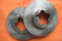 Disque de frein- kit arriere RWD FWD Ford Transit 2006-2013