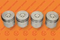 Pistons complet Ford Transit 1992 2.5 Diesel